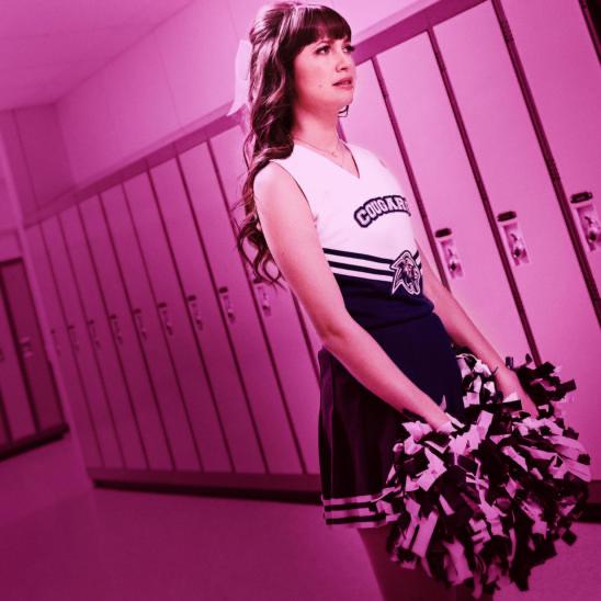 Identity Theft of a Cheerleader kapak
