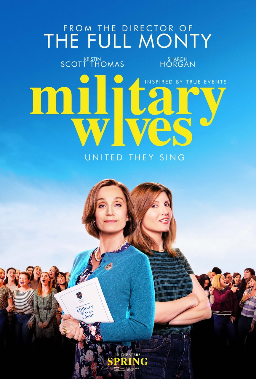 Military Wives kapak