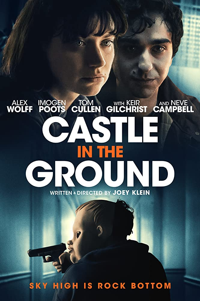 Castle in the Ground kapak