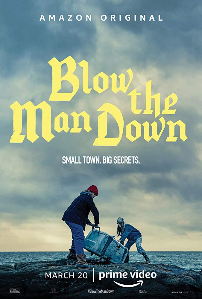 Blow the Man Down kapak