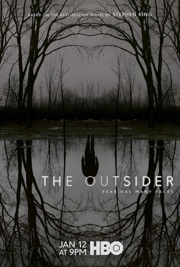 The Outsider kapak
