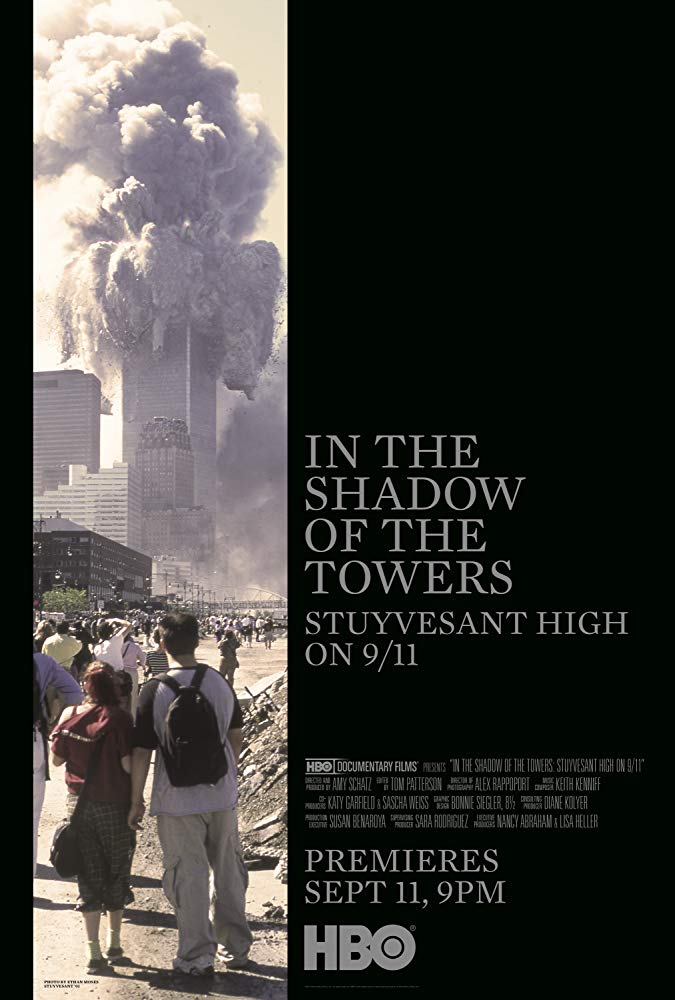 In the Shadow of the Towers: Stuyvesant High on 9/11 kapak