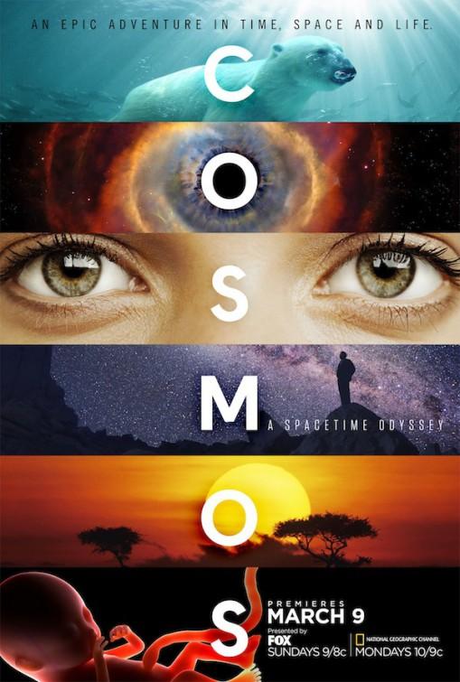 Cosmos: A Spacetime Odyssey kapak