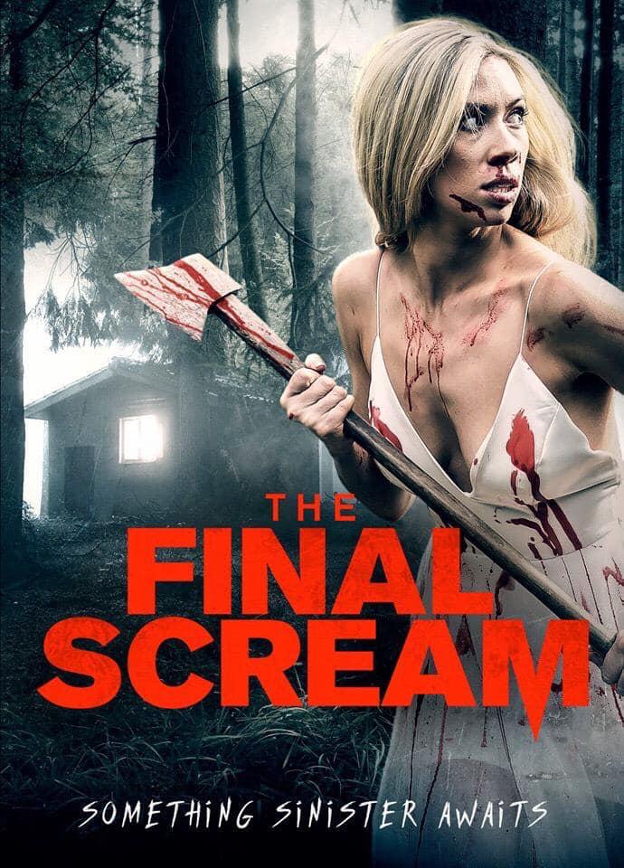 The Final Scream kapak