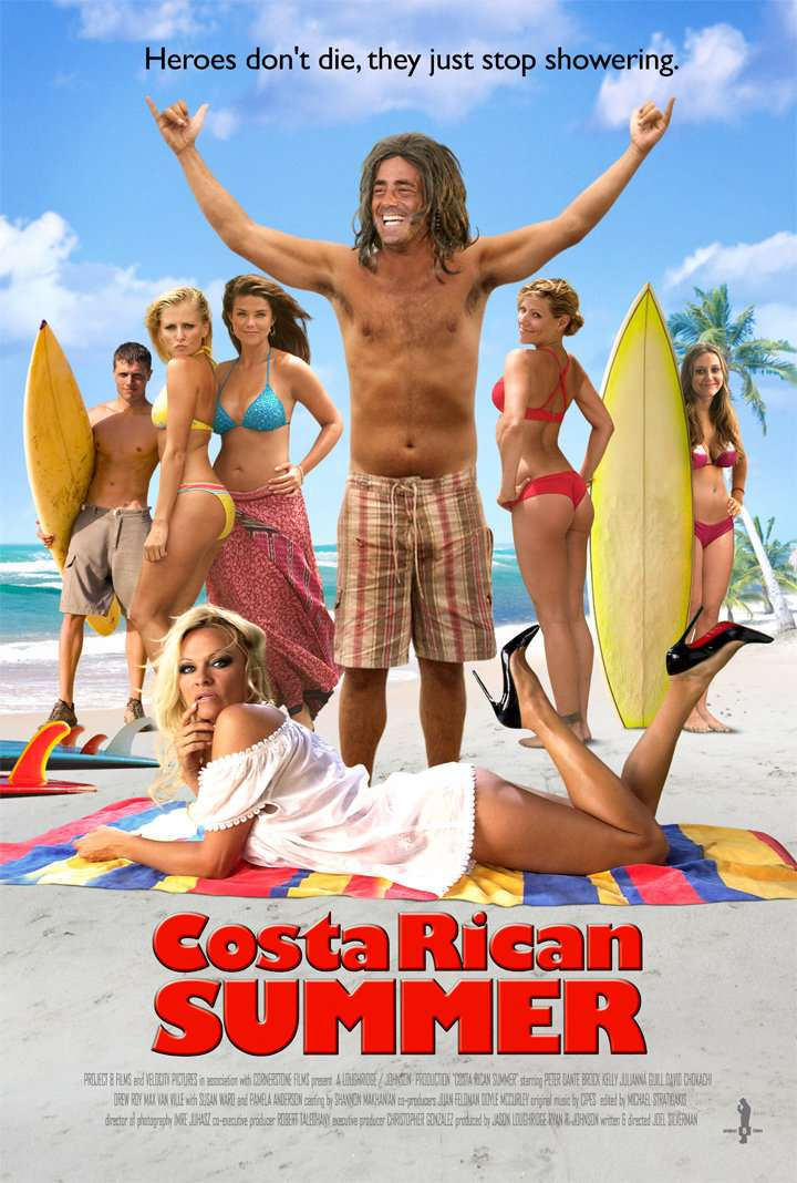 Costa Rican Summer kapak