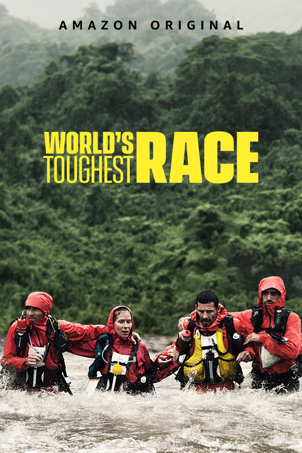 World's Toughest Race: Eco-Challenge Fiji kapak