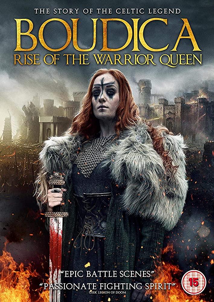 Boudica: Rise of the Warrior Queen kapak