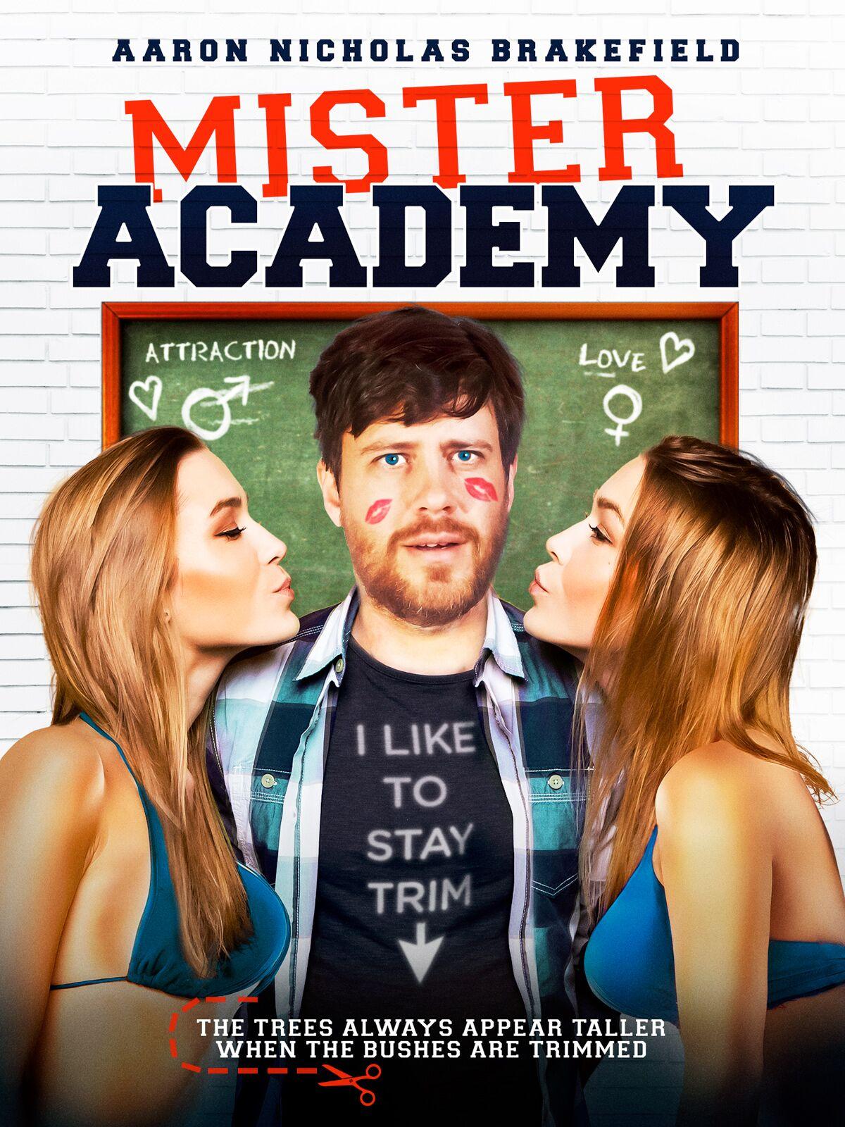 Mister Academy kapak