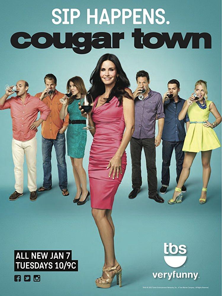 Cougar Town kapak