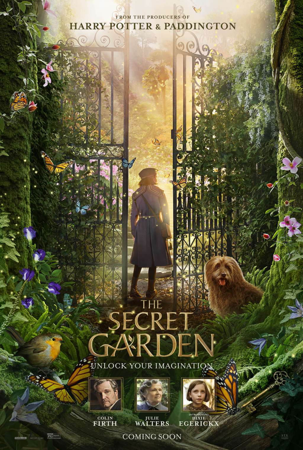 The Secret Garden kapak