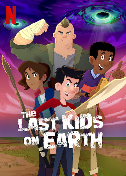 The Last Kids on Earth kapak