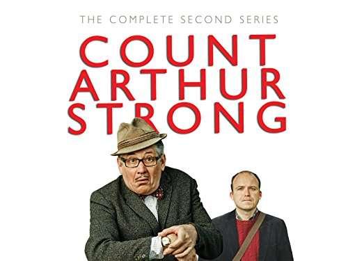 Count Arthur Strong kapak