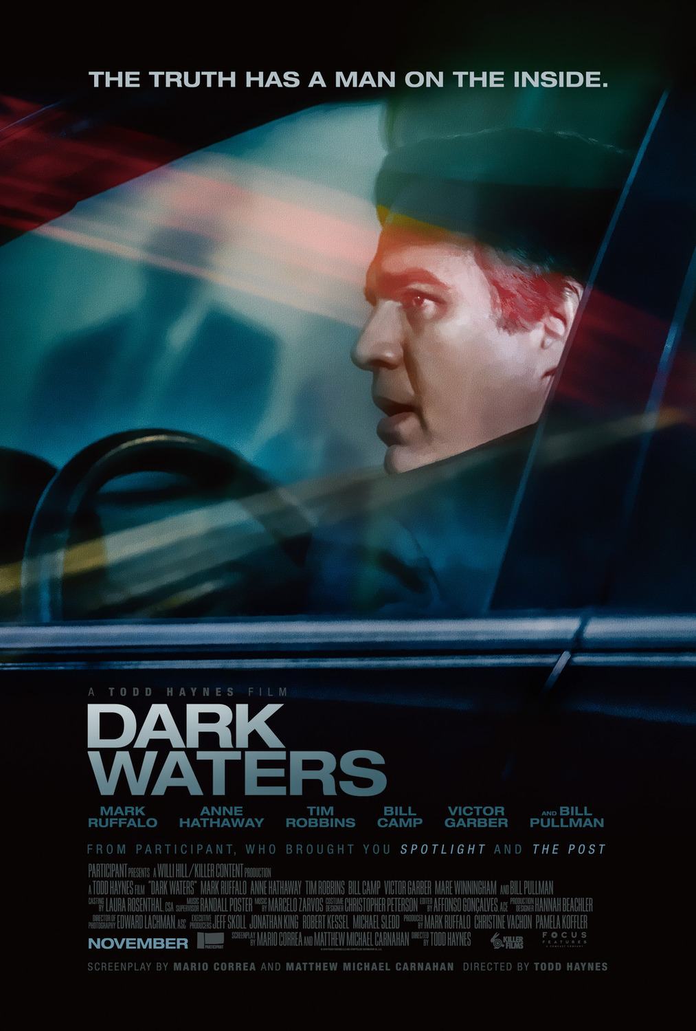 Dark Waters kapak