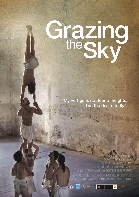 Grazing the Sky kapak