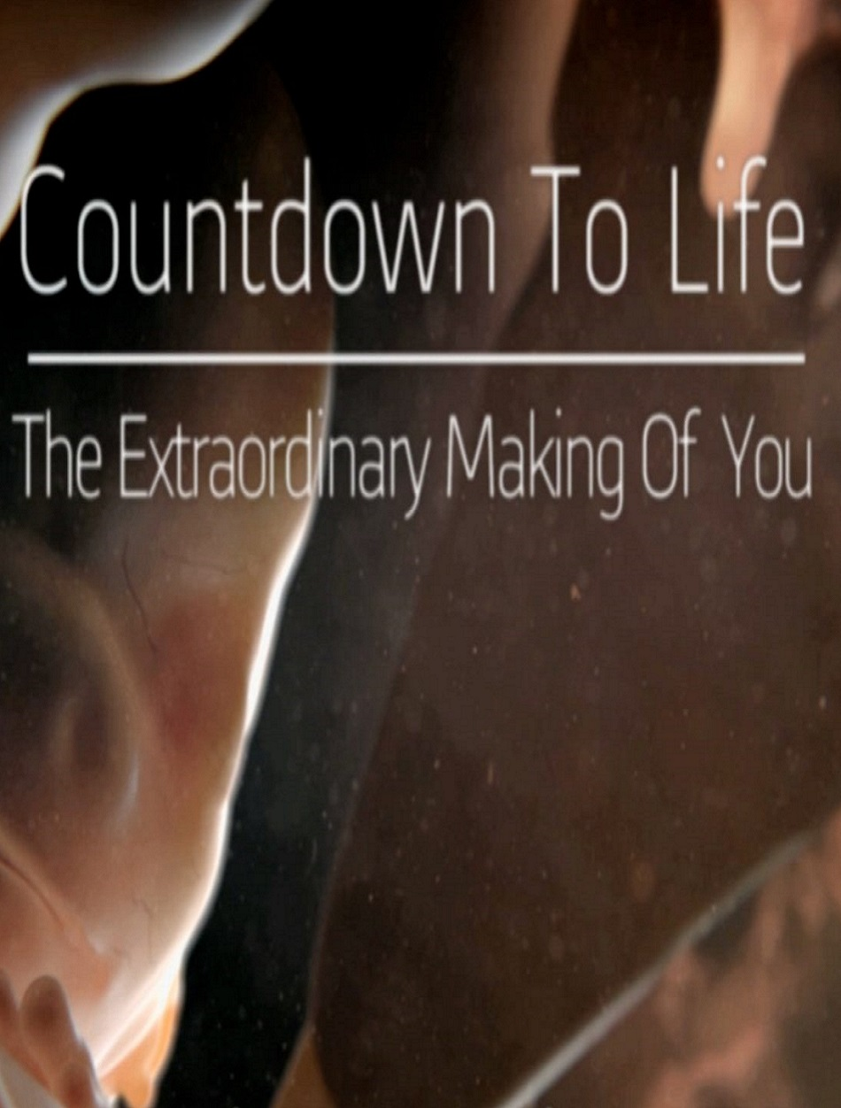 Countdown to Life: The Extraordinary Making of You kapak