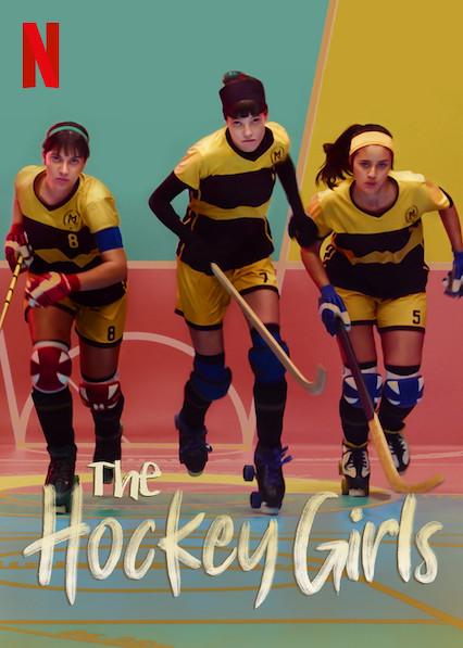 The Hockey Girls kapak