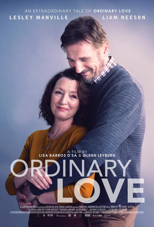 Ordinary Love kapak