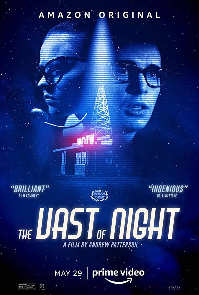 The Vast of Night kapak