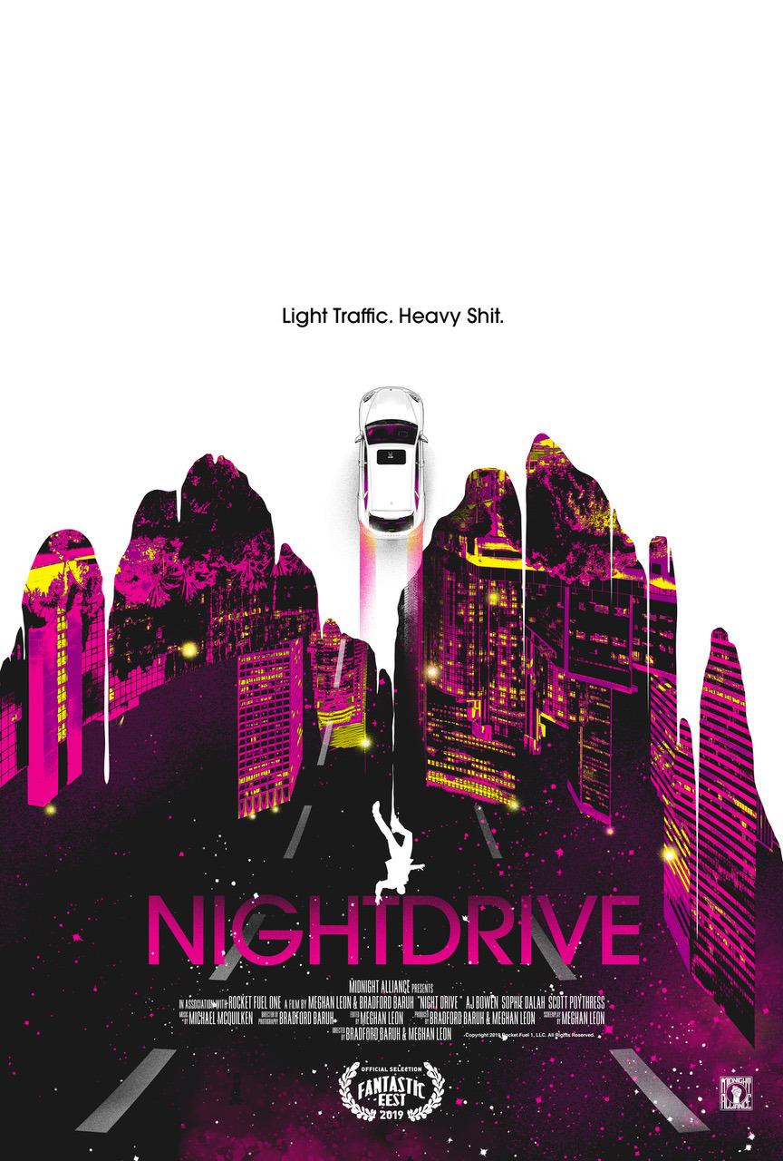 Night Drive kapak