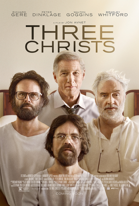 Three Christs kapak