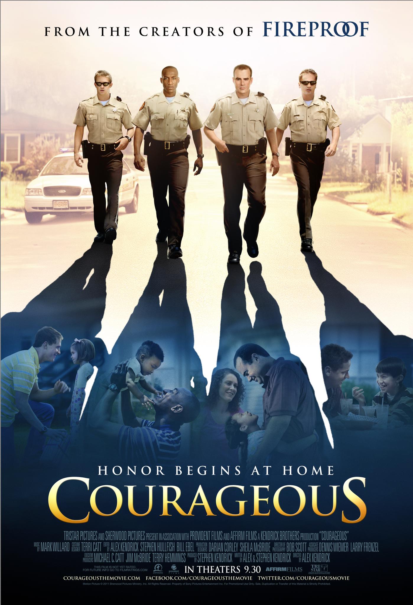 Courageous kapak