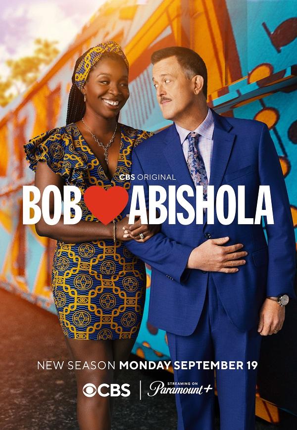 Bob Hearts Abishola kapak