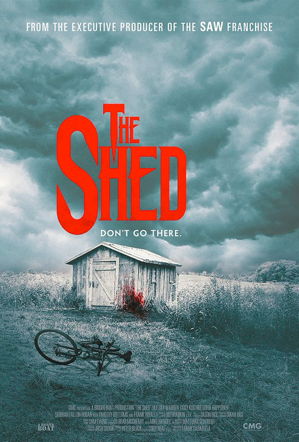 The Shed kapak