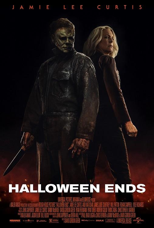 Halloween Ends kapak
