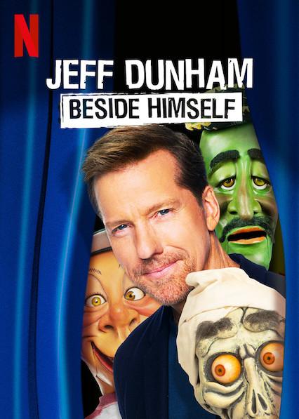 Jeff Dunham: Beside Himself kapak