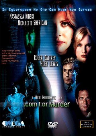 .com for Murder kapak