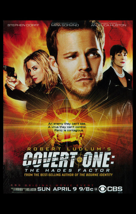 Covert One: The Hades Factor kapak