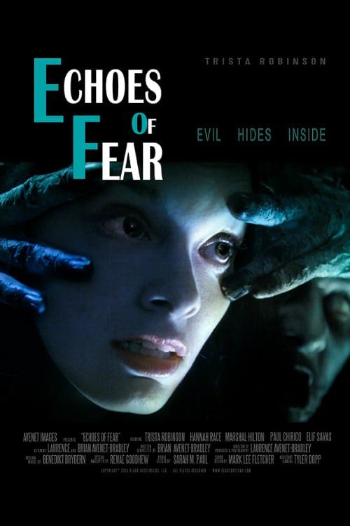 Echoes of Fear kapak