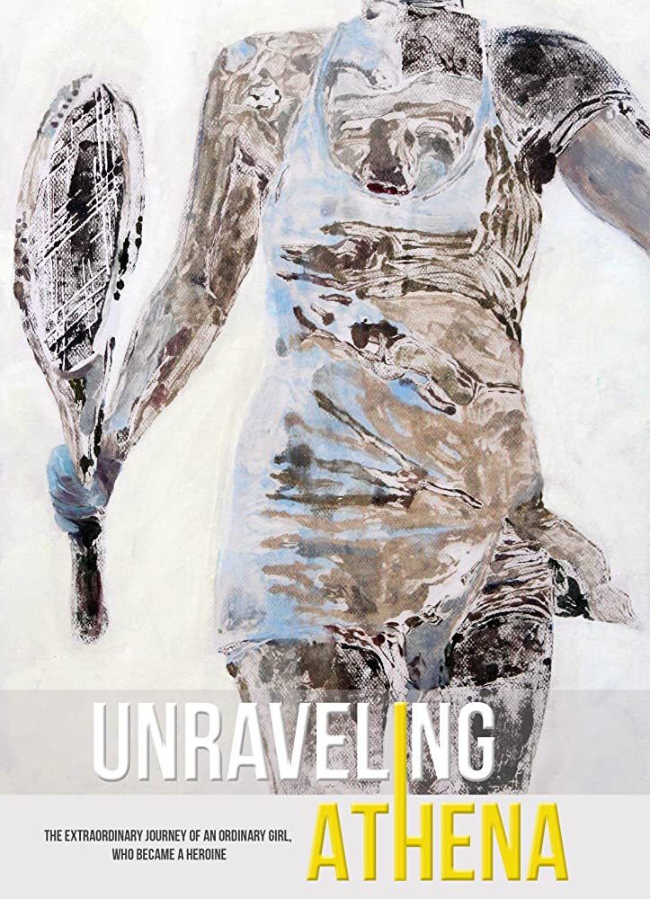 Unraveling Athena: The Champions of Women's Tennis kapak