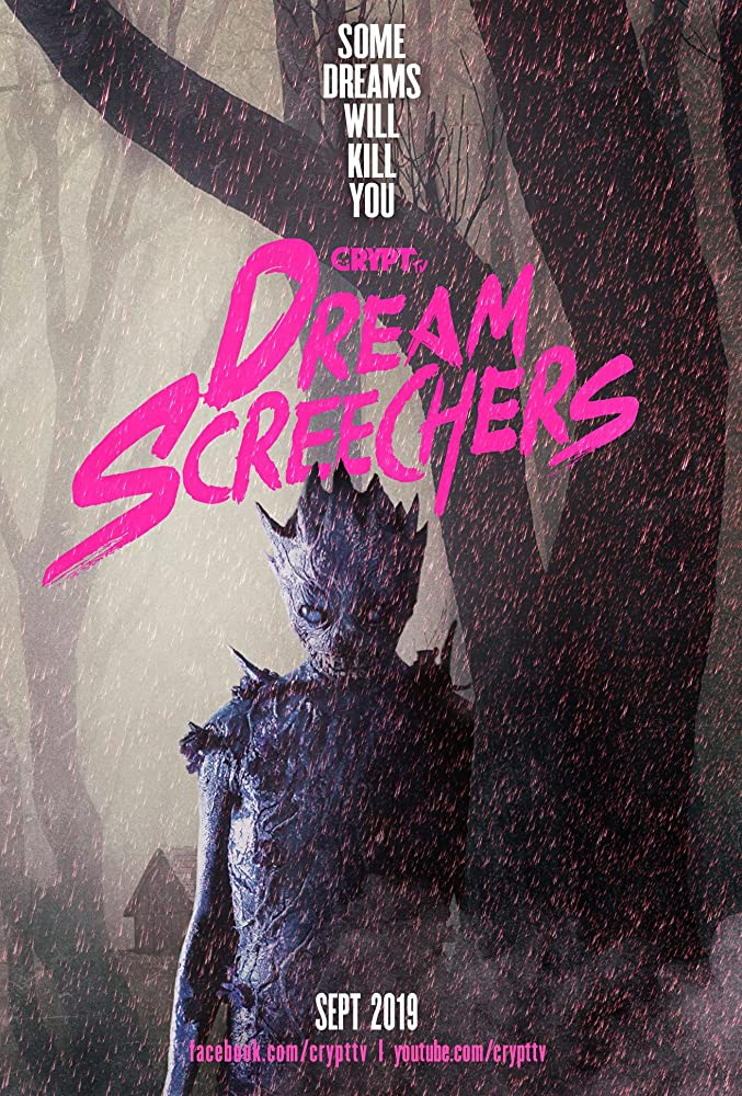 Dream Screechers kapak