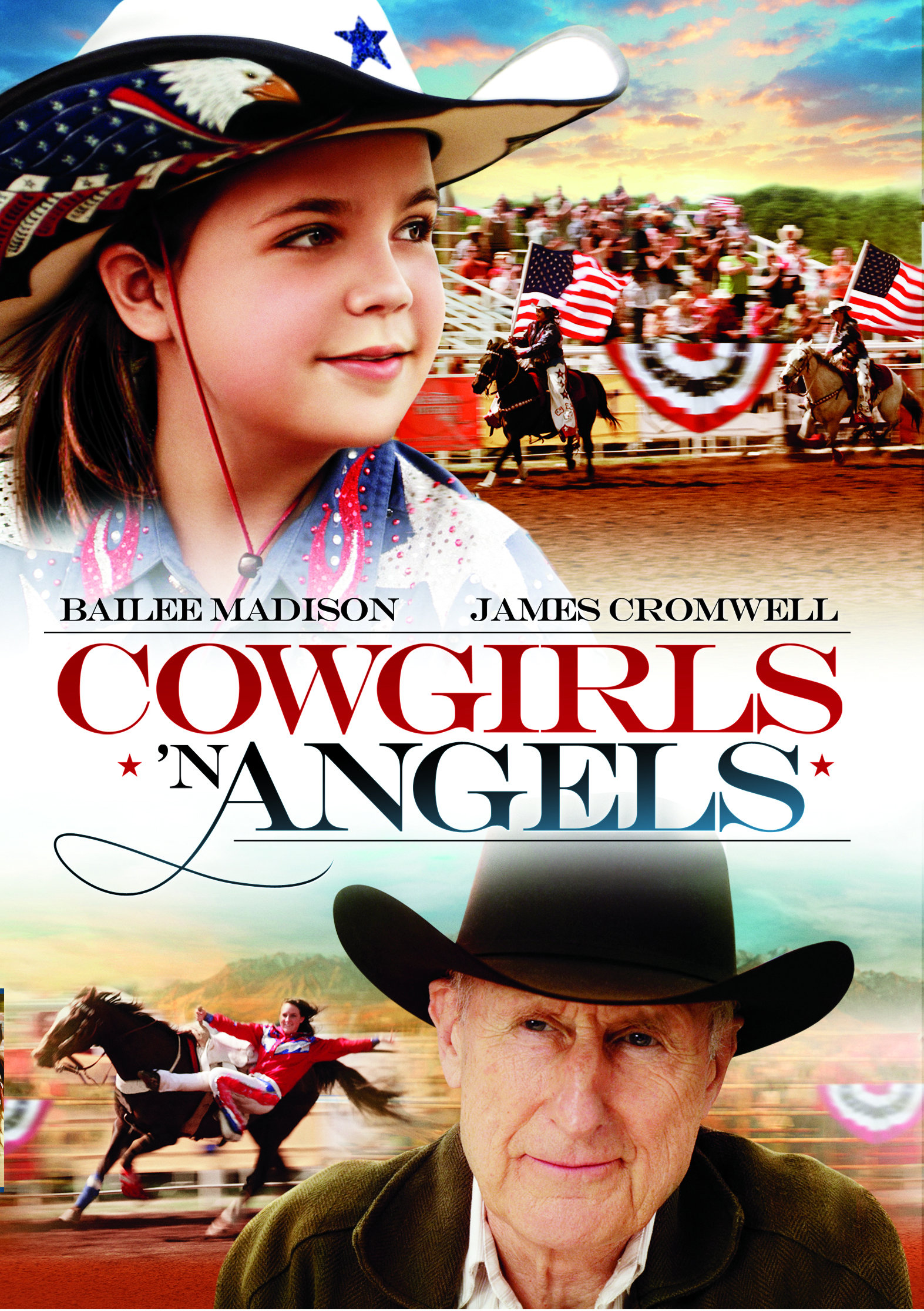 Cowgirls 'n Angels kapak