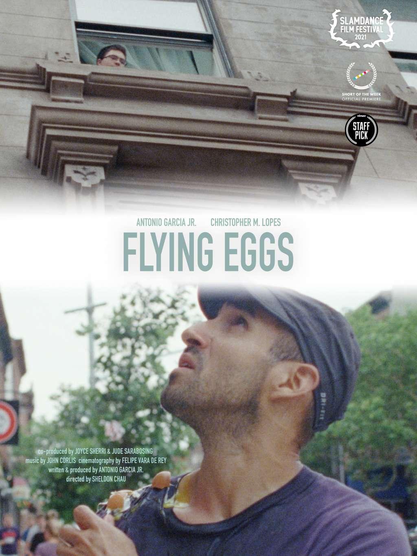 Flying Eggs kapak
