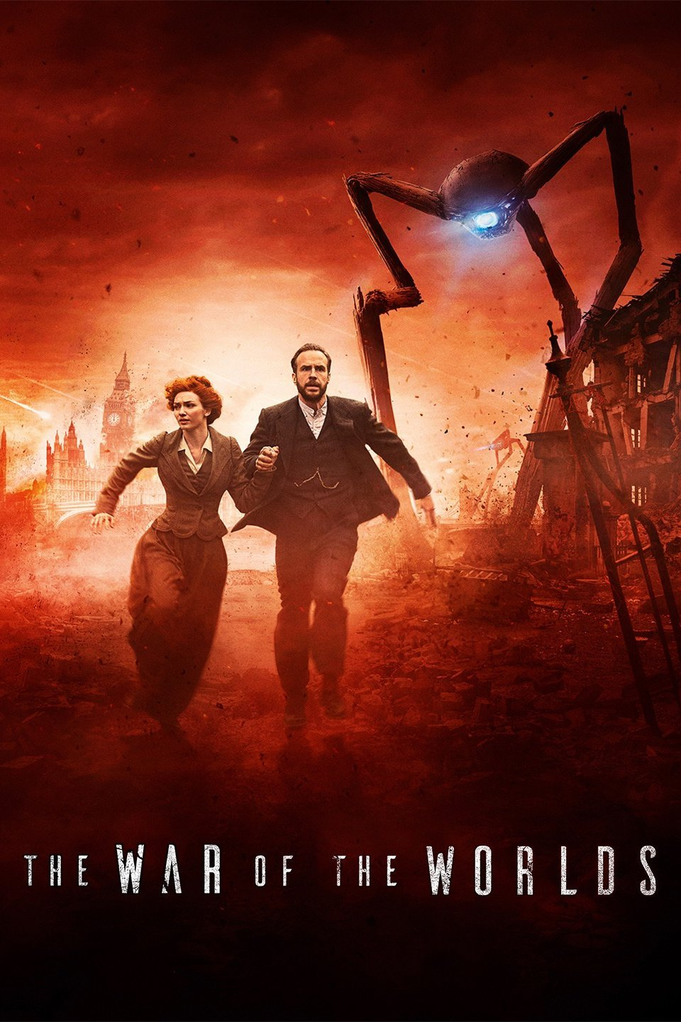 The War of the Worlds kapak