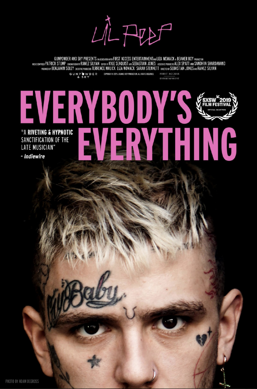 Everybody's Everything kapak