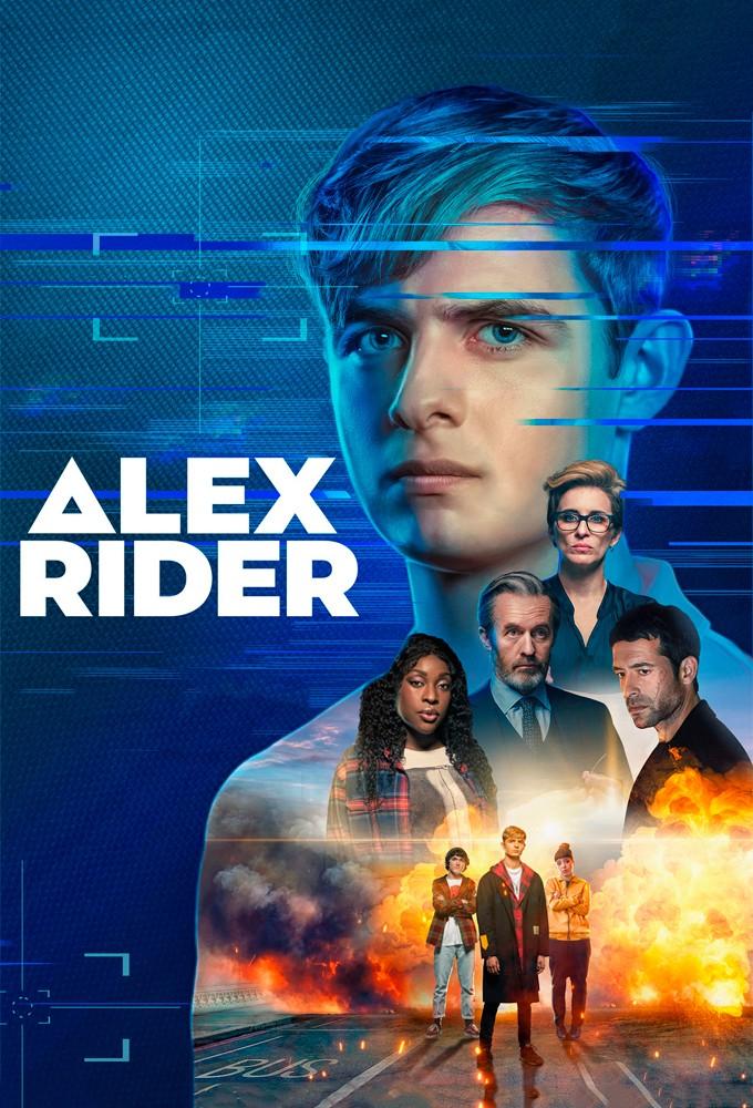 Alex Rider kapak