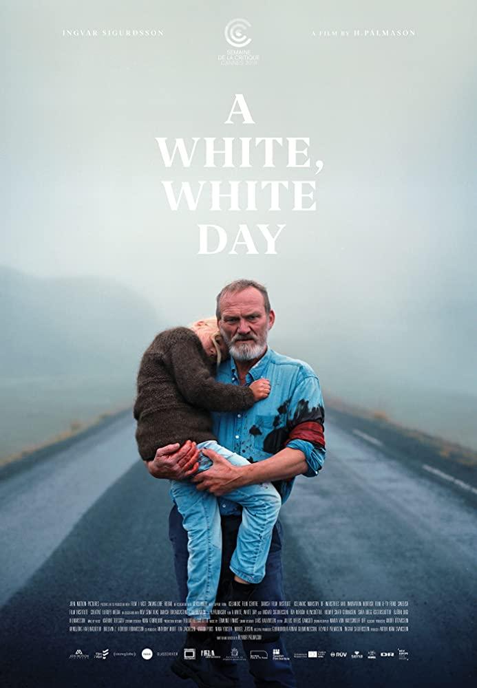 A White, White Day kapak