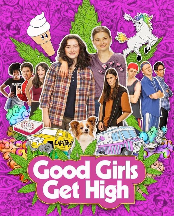 Good Girls Get High kapak