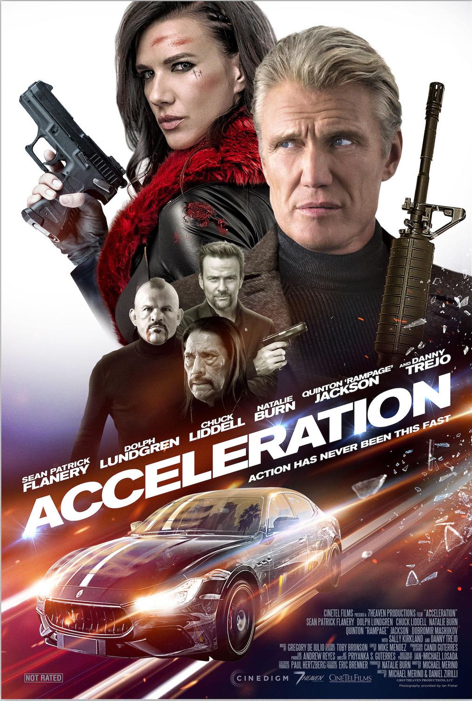 Acceleration kapak
