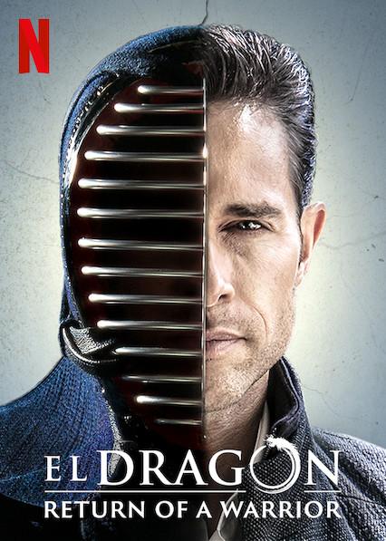 El Dragón: Return of a Warrior kapak
