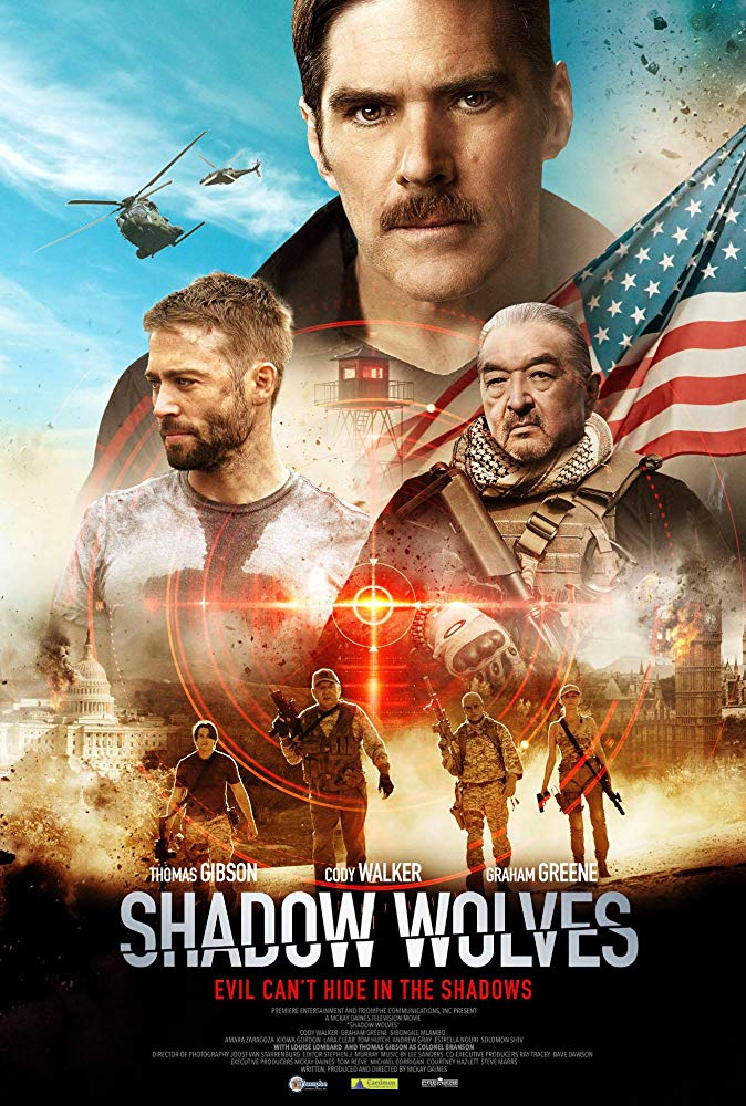 Shadow Wolves kapak