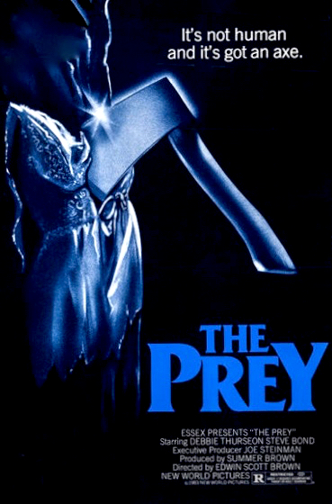 The Prey kapak