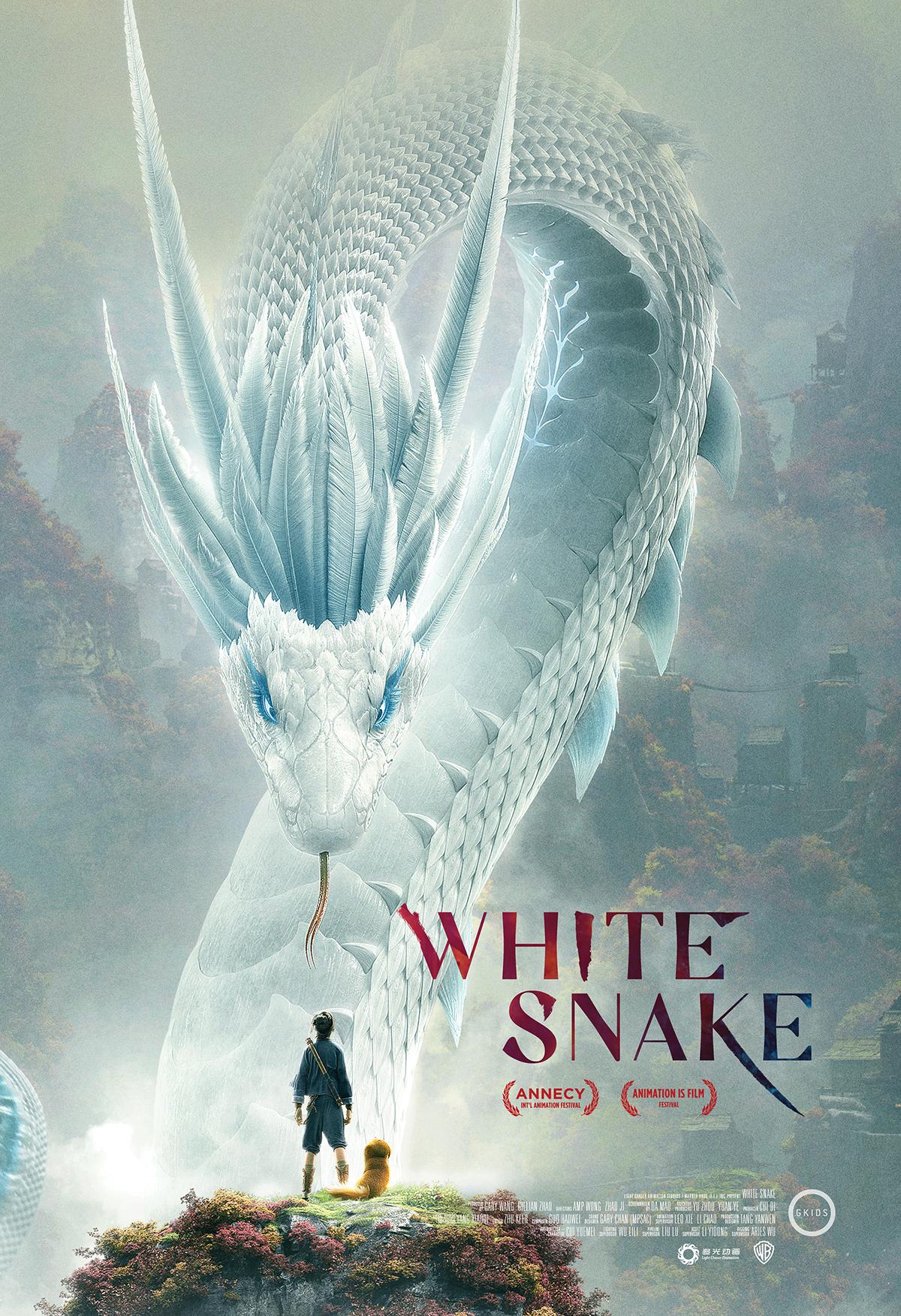 White Snake kapak