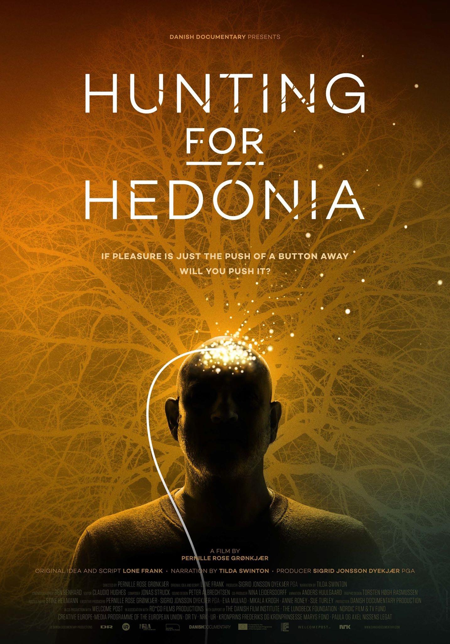 Hunting for Hedonia kapak