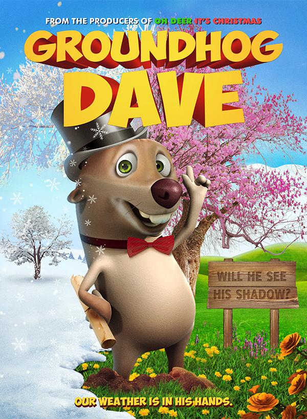 Groundhog Dave kapak