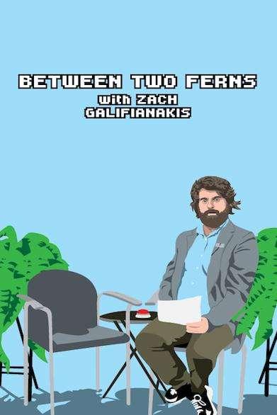Between Two Ferns with Zach Galifianakis kapak