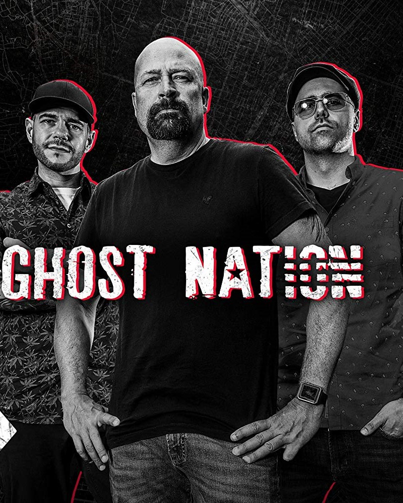 Ghost Nation kapak